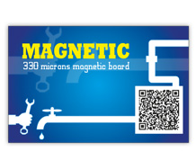 Businesscard-magnetic