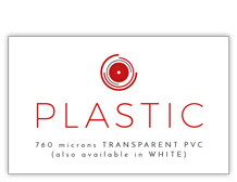 Businesscard-plastic