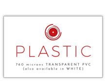 Businesscard-plastic