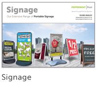 brochure-signage