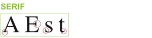 font-serif