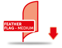 Feather-Flag---MEDIUM