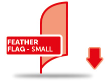 Feather-Flag---SMALL